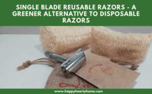 A stainless steel single blade reusable razor from the brand Albatross.