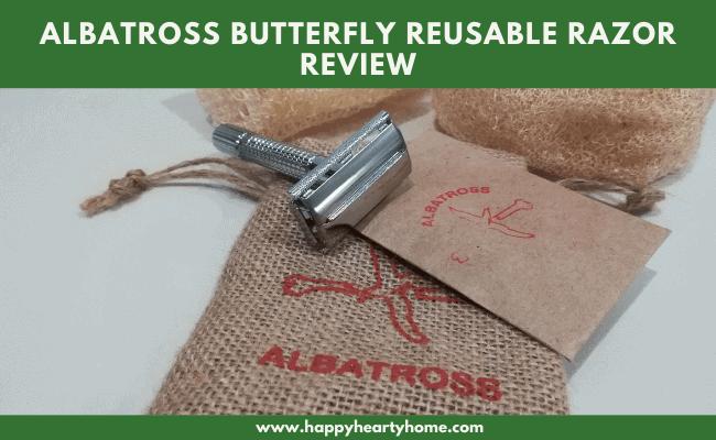Albatross Butterfly Reusable Razor Review