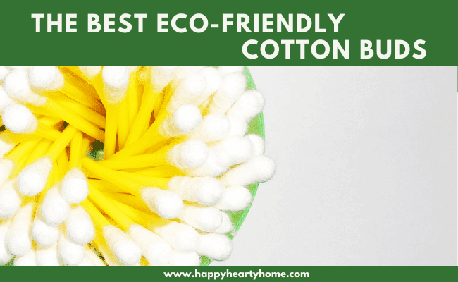 The Best Eco-Friendly Cotton Buds