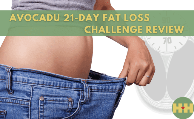Avocadu 21-Day Fat Loss Challenge Review