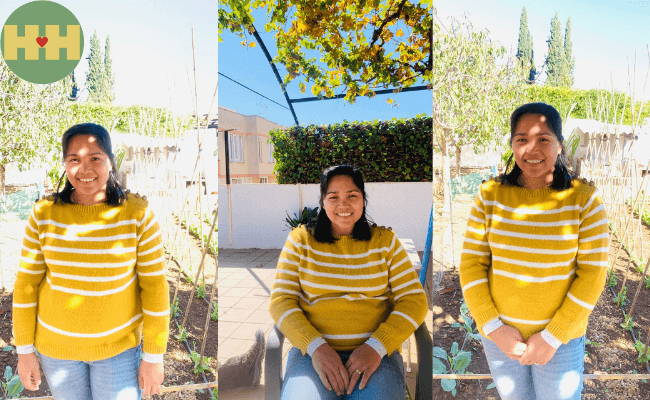 Before Photos - yellow top