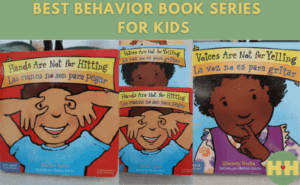 Best Behavior Book Series For Kids