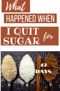 5 Amazing Benefits Of Quitting Sugar For 42 Days