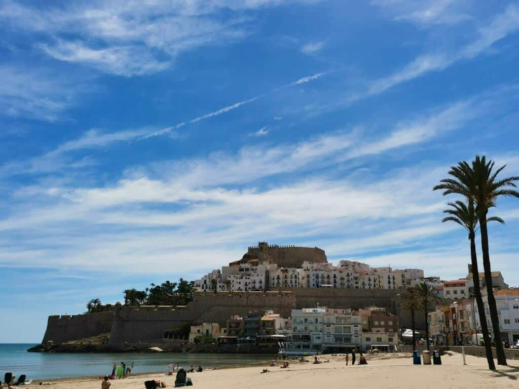 Explore peniscola castle - one of the things to do in peniscola,spain.