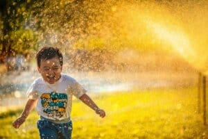 summer staycation ideas for families with toddlers
