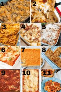 11 kid-friendly make-ahead casserole meals