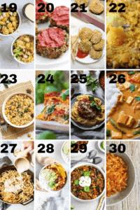 12 kid-friendly make-ahead meatless meals
