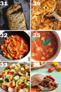 6 kid-friendly make-ahead meals with meat