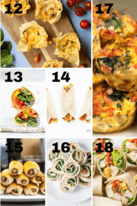 7 kid-friendly make-ahead on the go meals